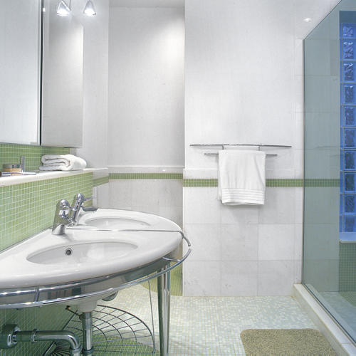 Bold Style With Tile
