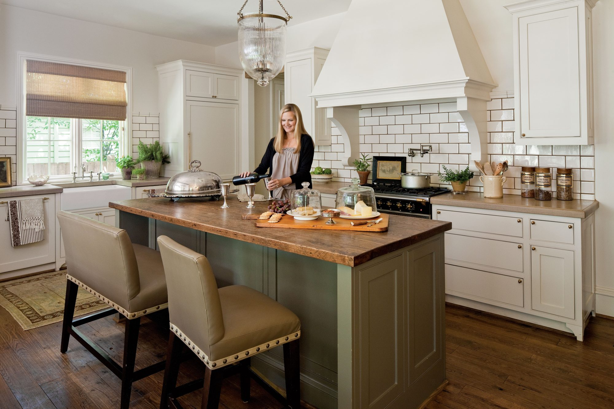 Dream Kitchen: The Gathering Room