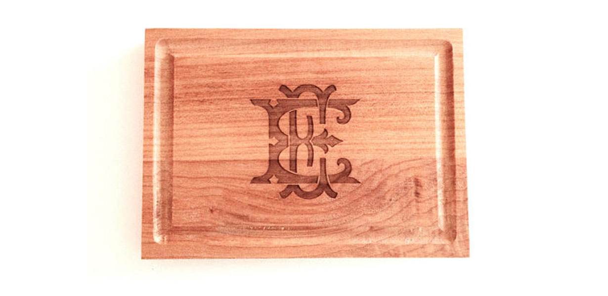 Personalized Mini Cutting Board