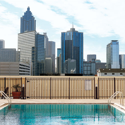 The Melia Atlanta Hotel