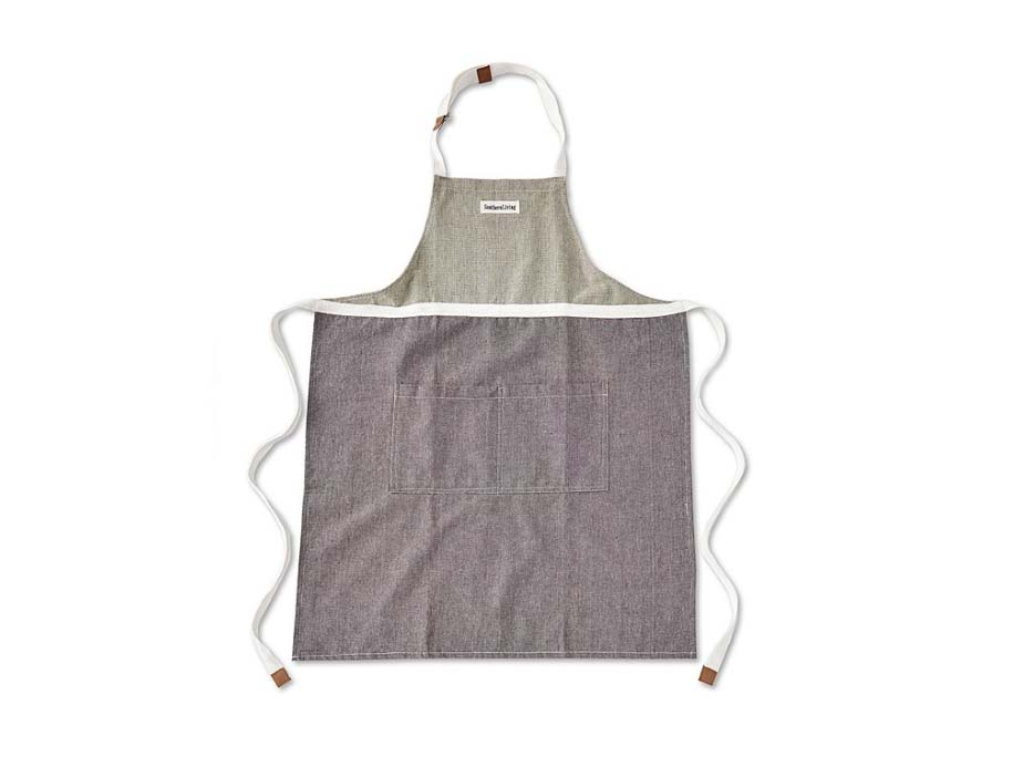 Southern Living Chambray Trio Apron