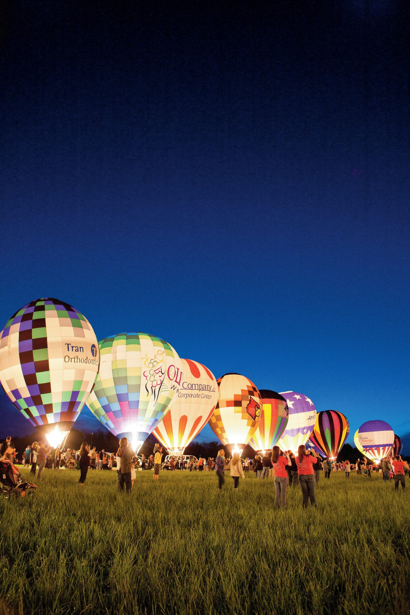 The Great Balloon Glow
