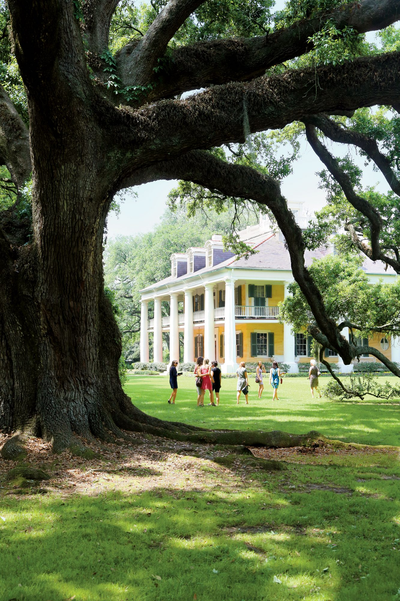 Houmas House plantation