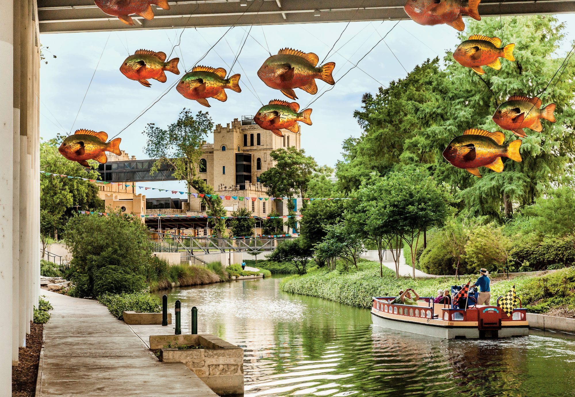 Museum Reach in San Antonio's River North