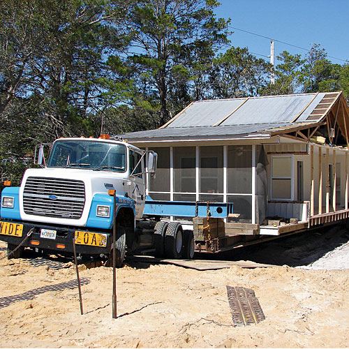 House Moving Info