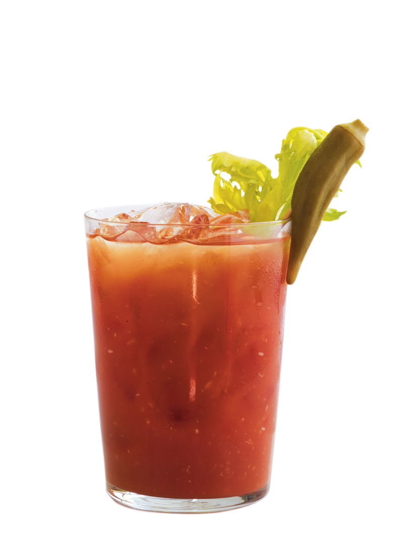 MS State Bulldog Bloody Mary