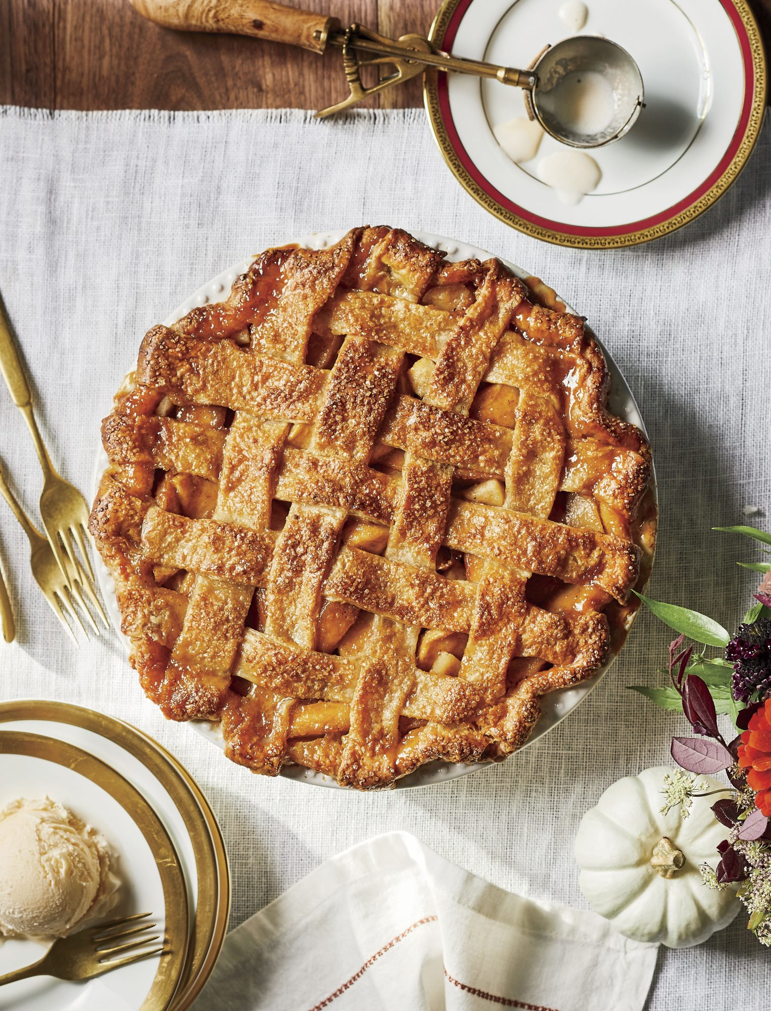 Ultimate Apple Pie from Buxton Hall
