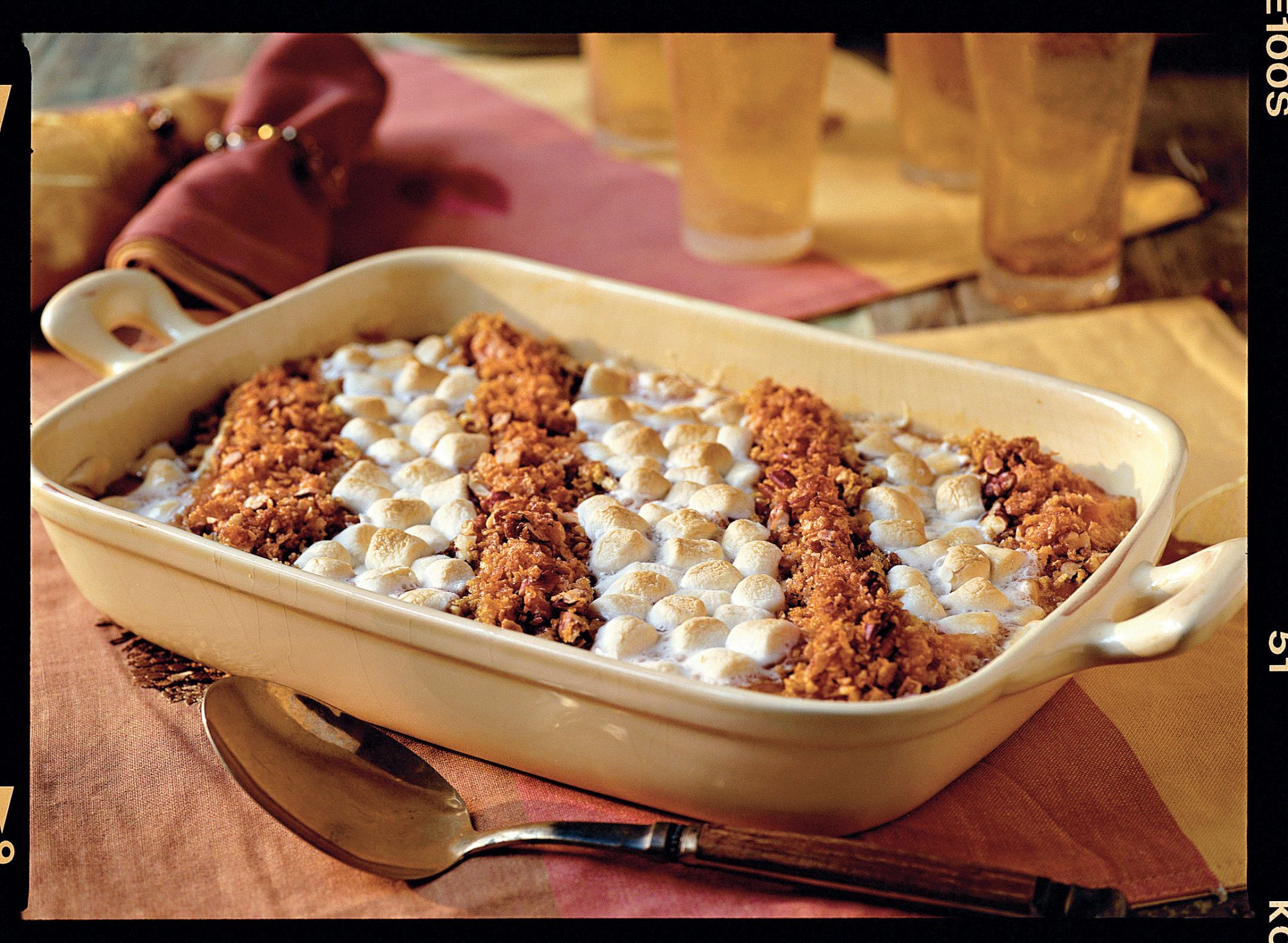 Thanksgiving Dinner Side Dishes: Sweet Potato Casserole Recipes