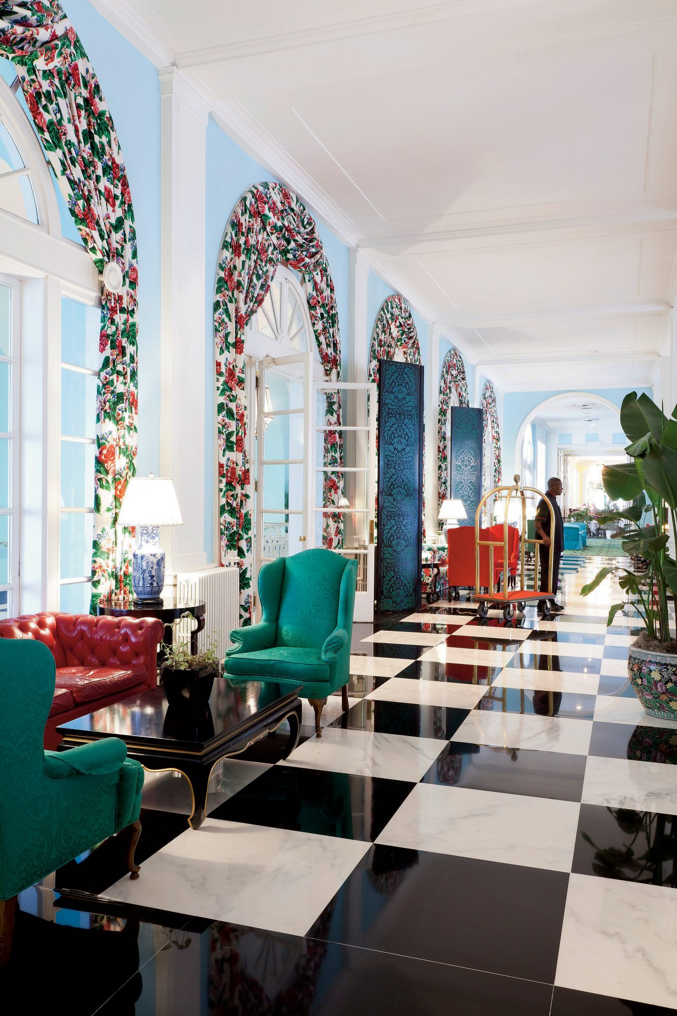 Stay at The Greenbrier Resort