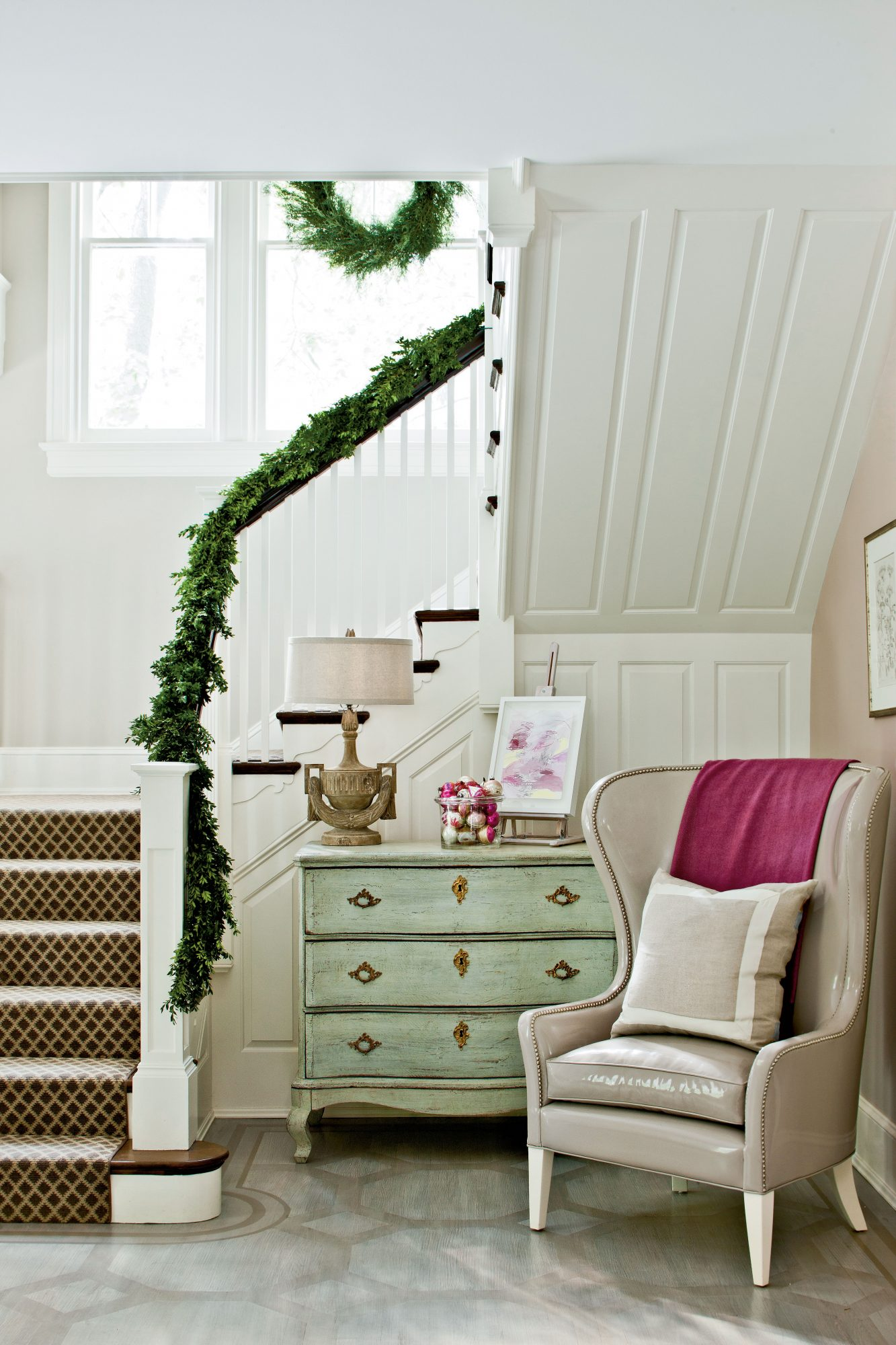 Mixed Furniture Styles