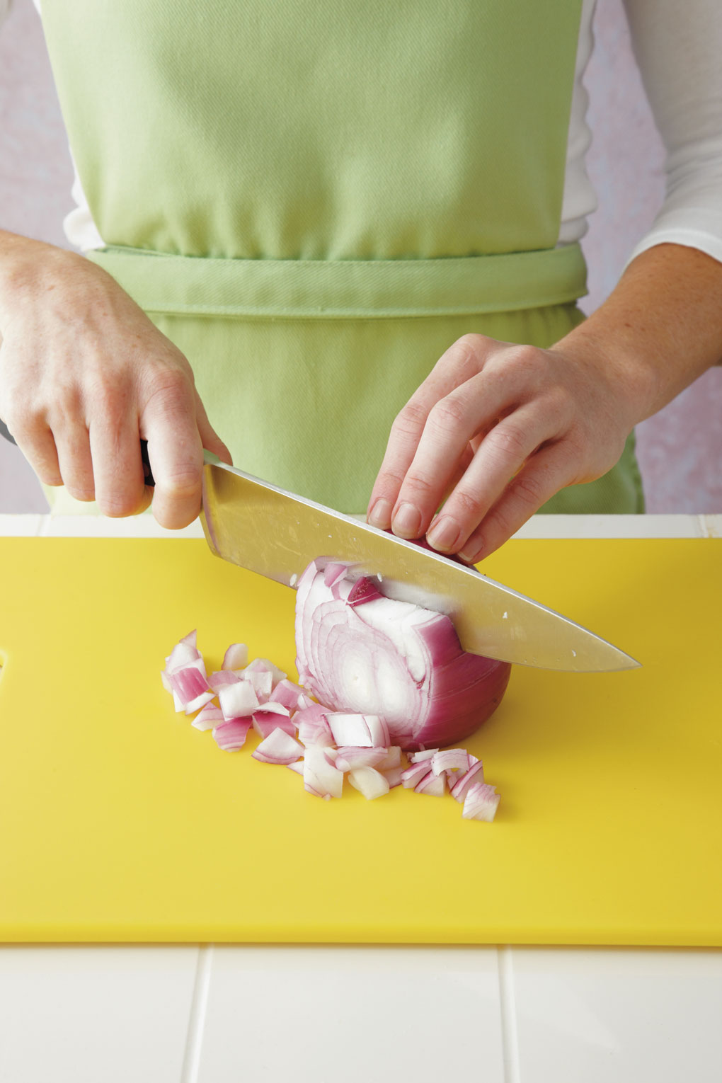 Step 4: Produce Chopped Pieces