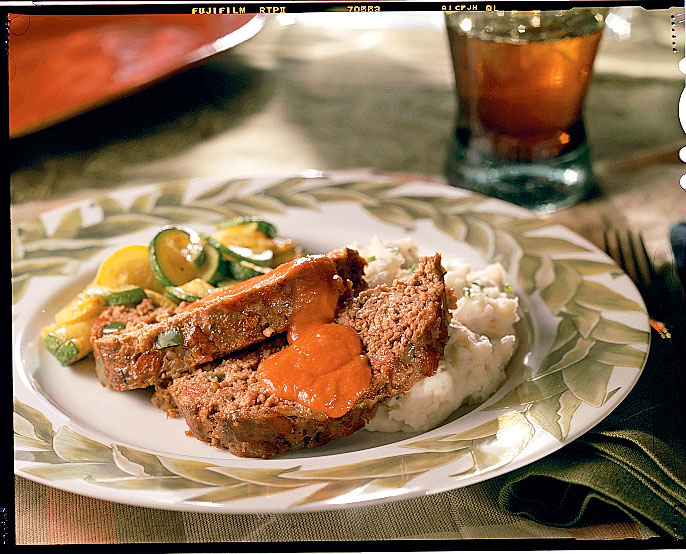 French Market Meatloaf Recipe