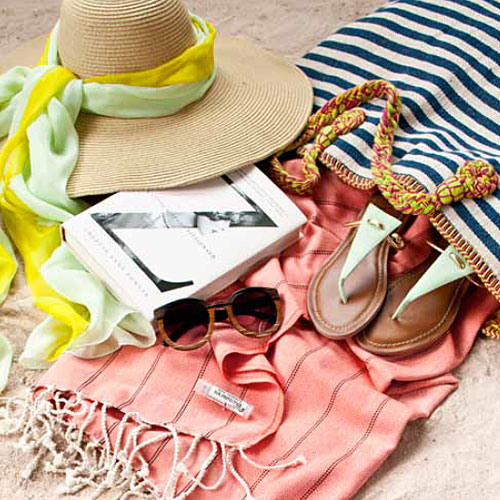 Beach Bag Style Essentials