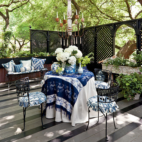 Treetop Terrace Deck Southern Living