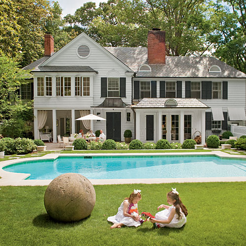 Atlanta Classic Pool Retreat