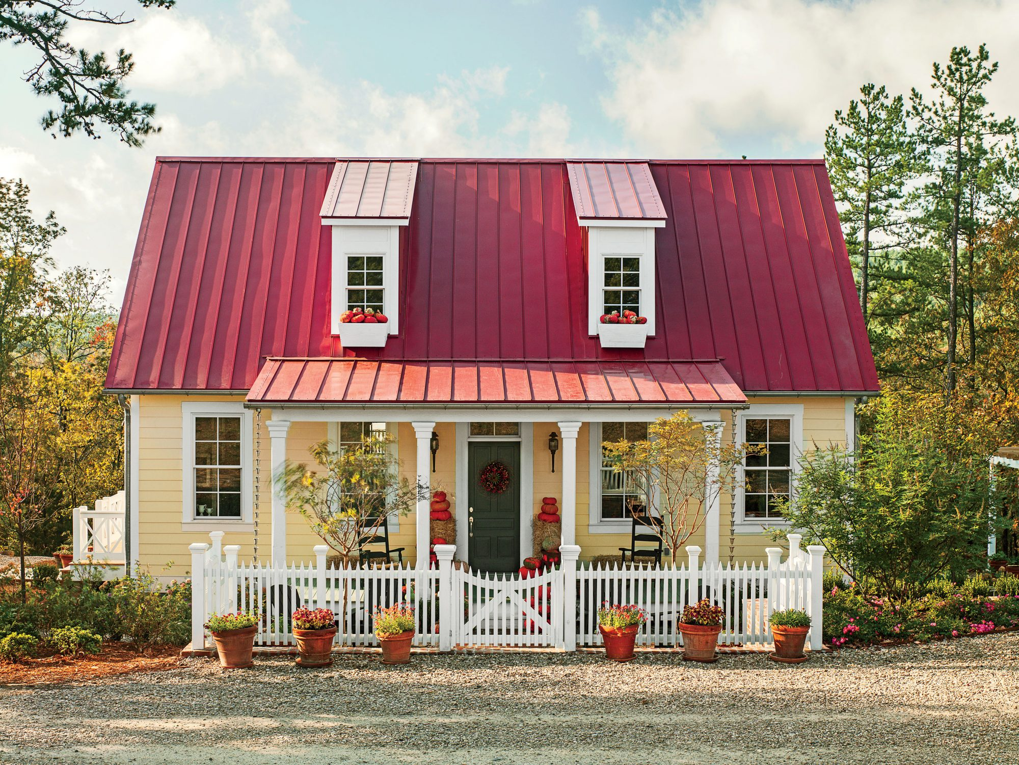Cottage Design smart cottage style home - southern living