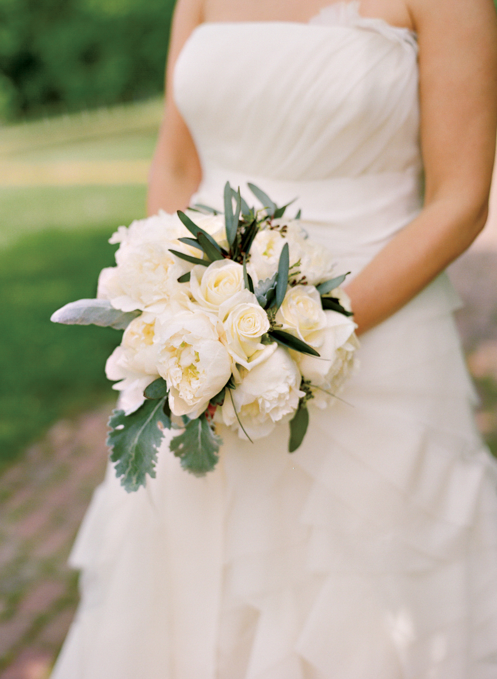 Soft White Bouquet