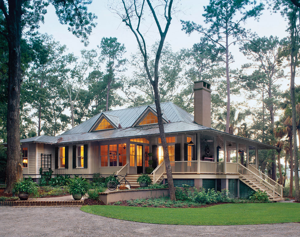 Dreamy house plans built for retirement southern living for Best home design books 2015