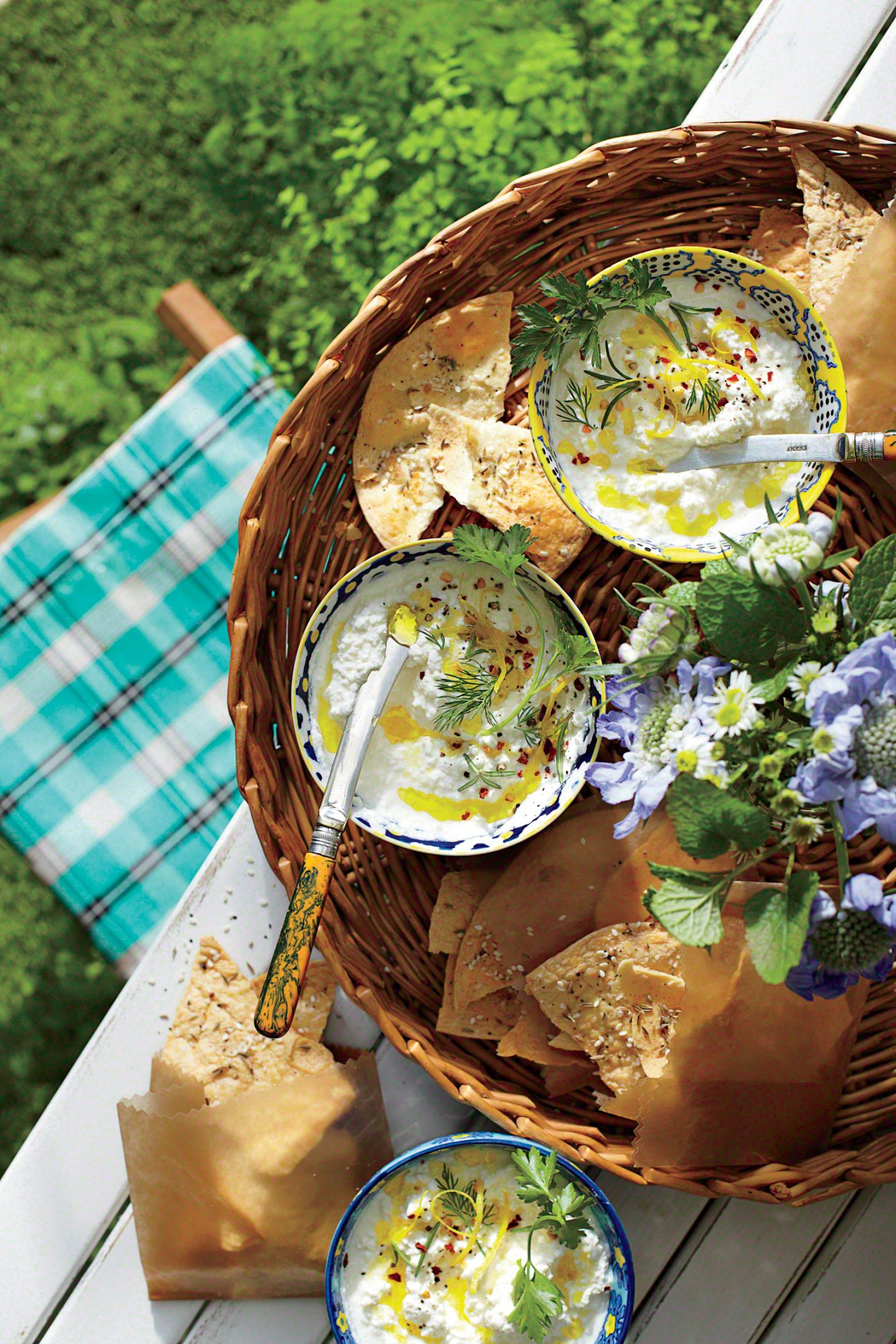 easter appetizers - southern living
