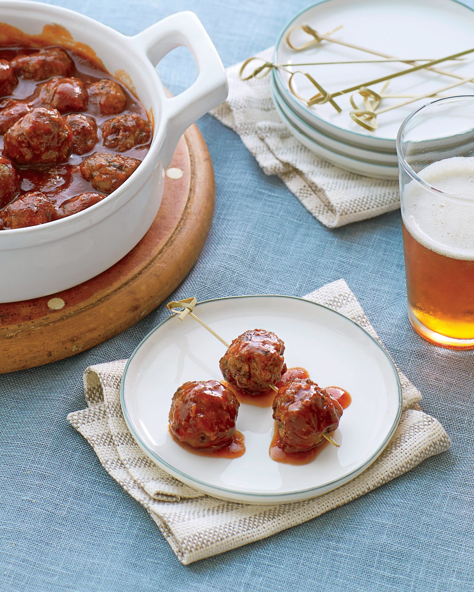 Party-Perfect Meatballs Recipe