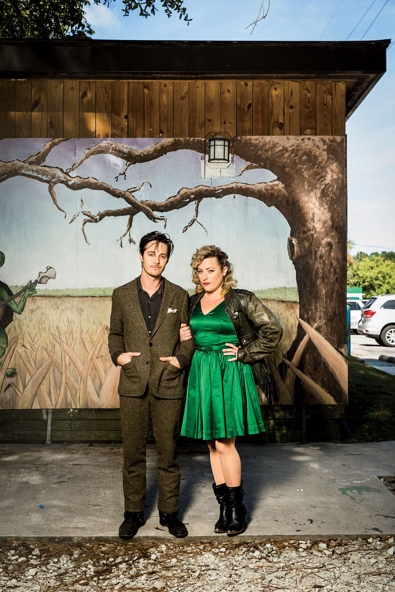 Biscuits & Jam with Shovels & Rope