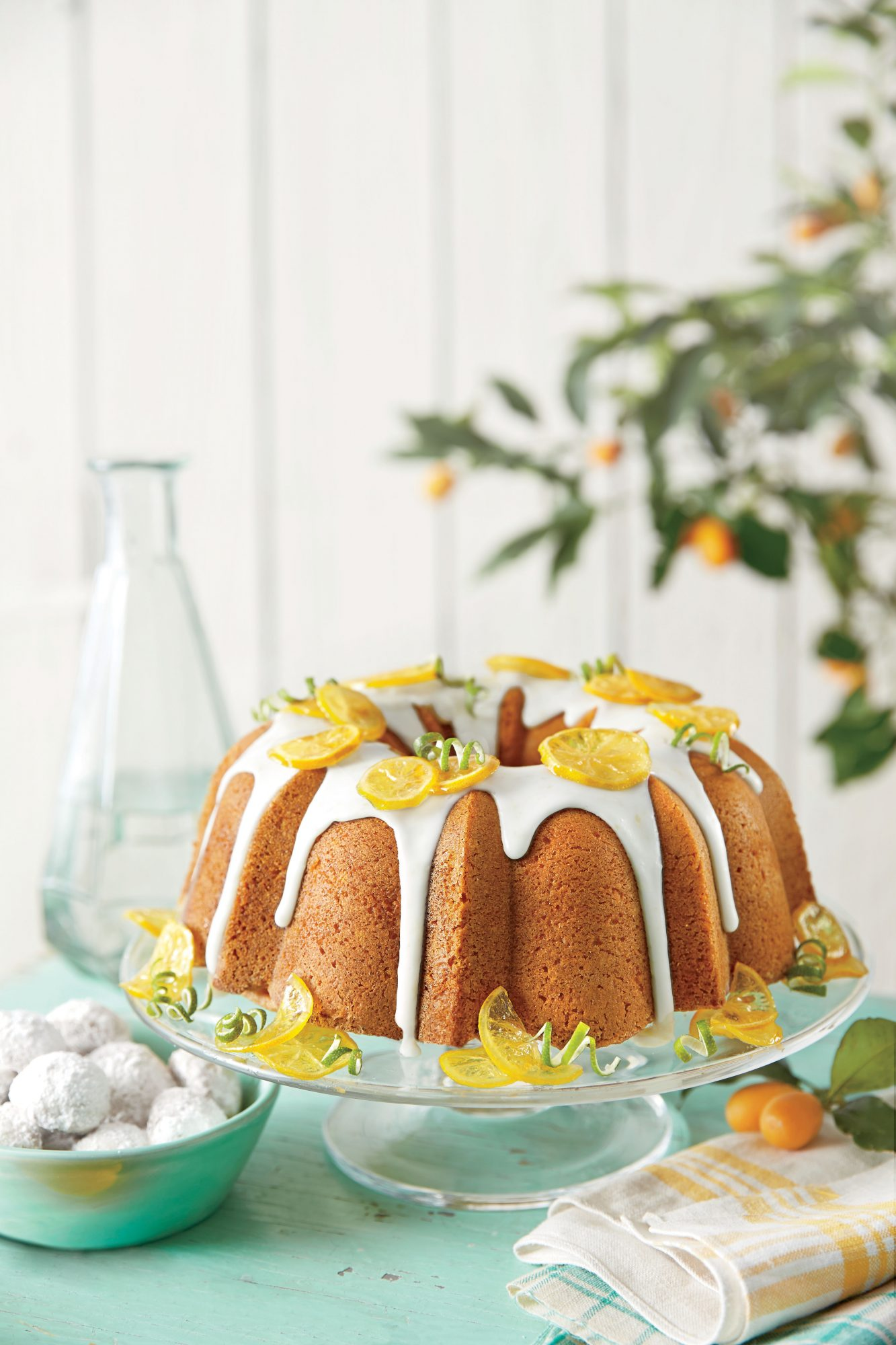 Lemon-Lime Pound Cake, pound cakes