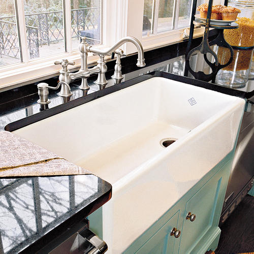 Colorful Contrast Sink