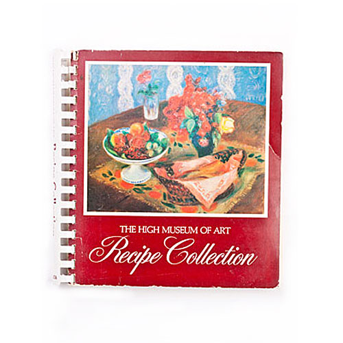 The High Museum of Art Recipe Collection