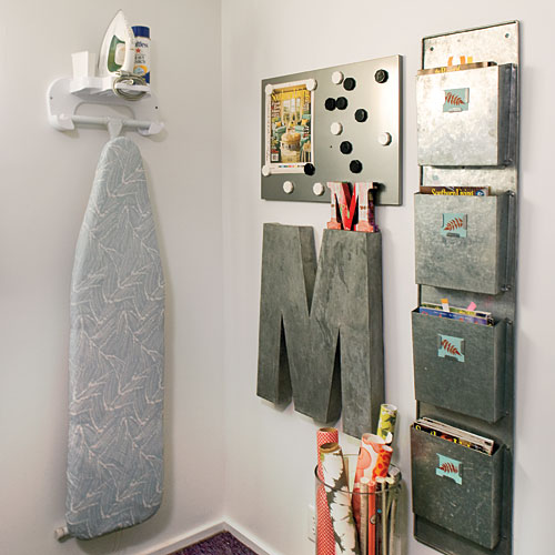 Create an Ironing Station