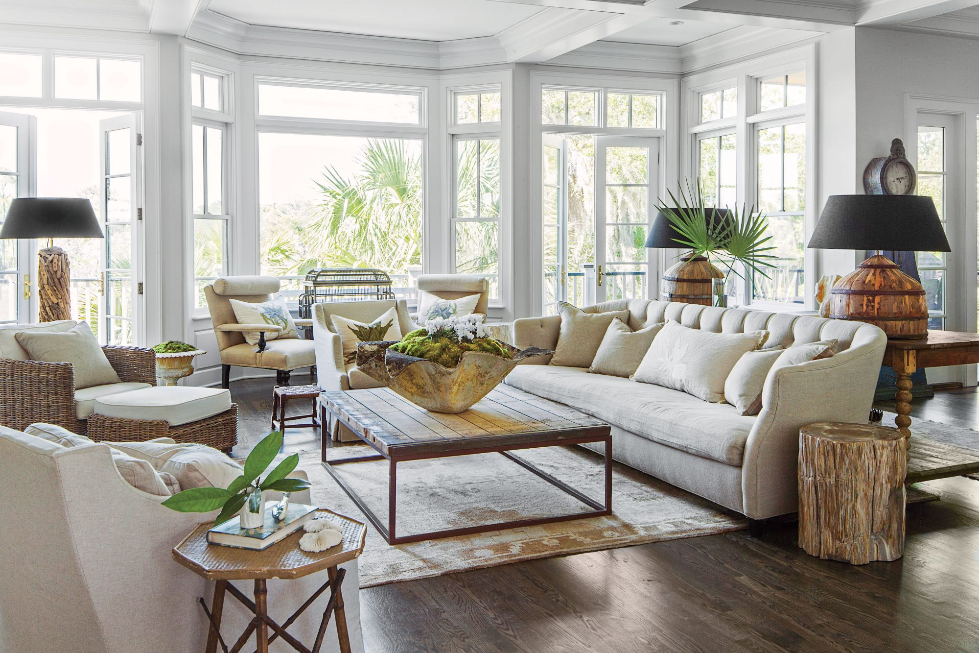 What She Did: Living Room
