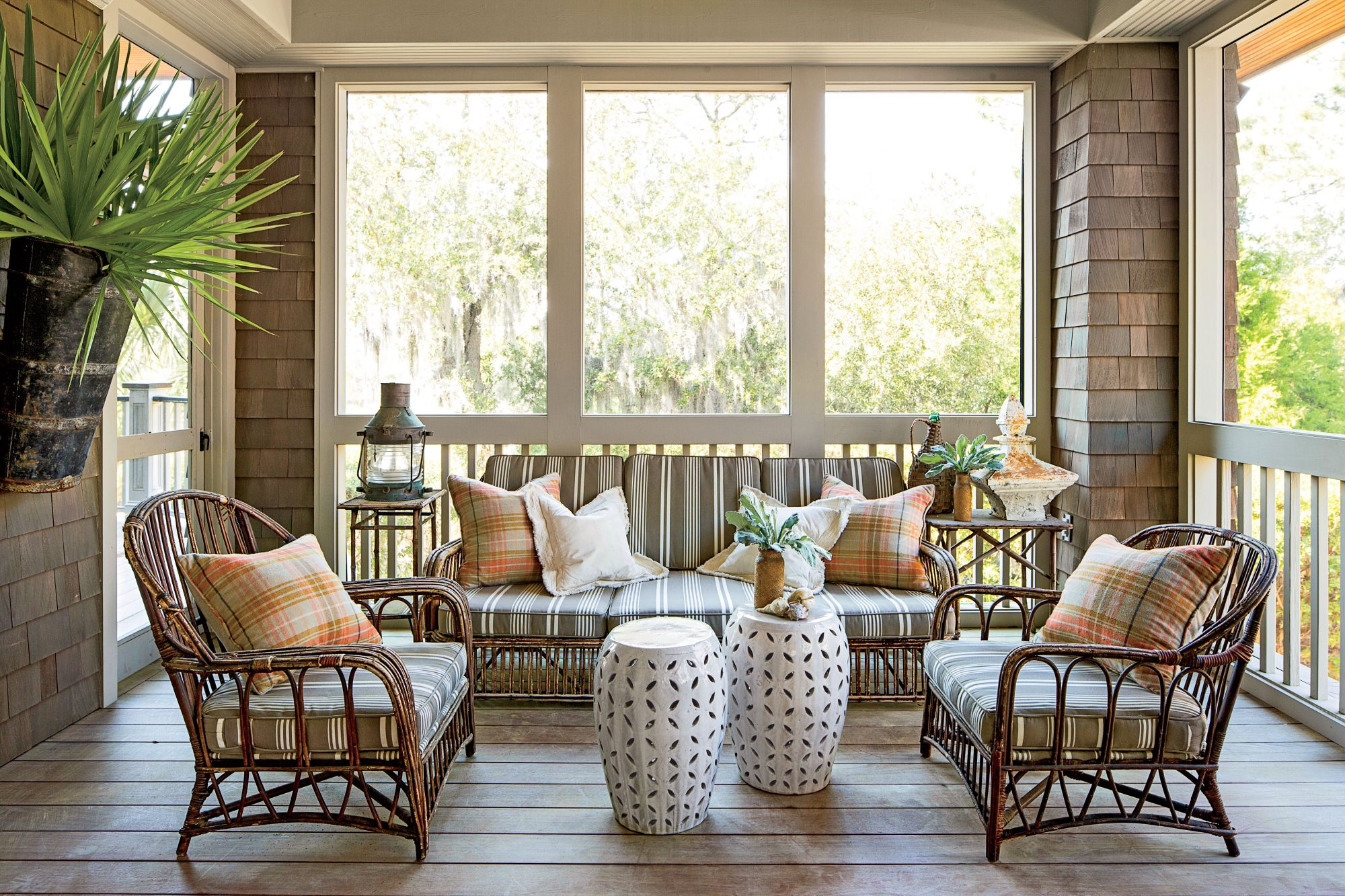 What She Did: Porch
