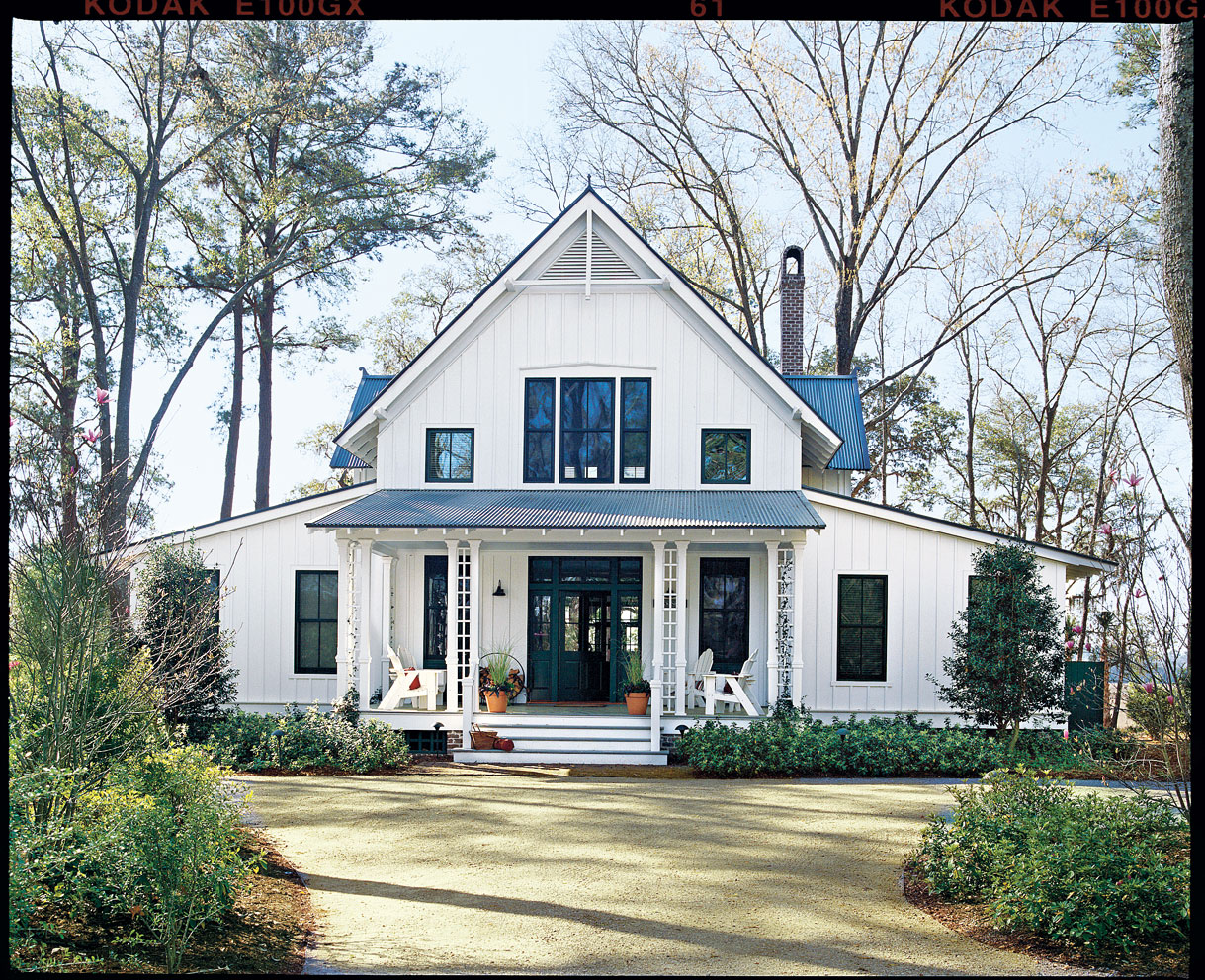 House Plans With Porches on simple ranch floor plans