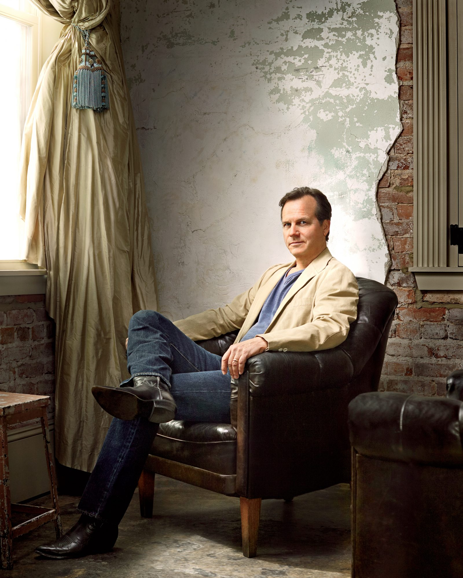 Paper Napkin Interview: Dishing with Bill Paxton