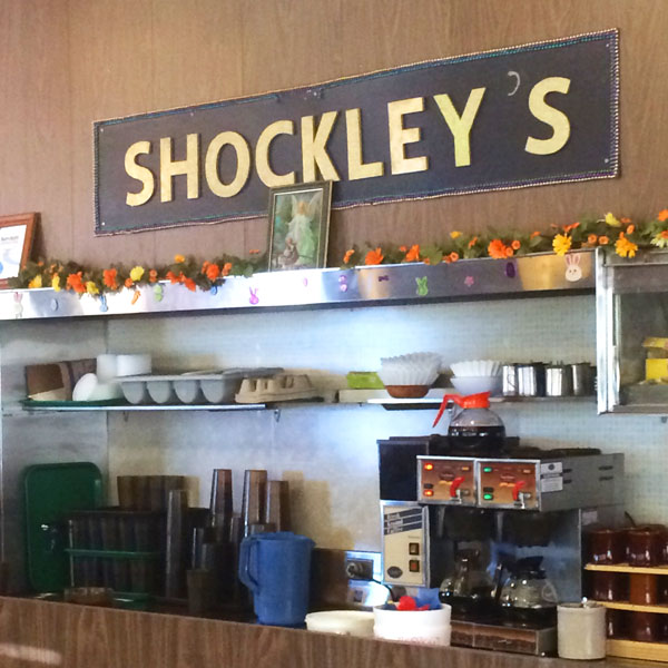 Shockley's/Photo: Erin Street