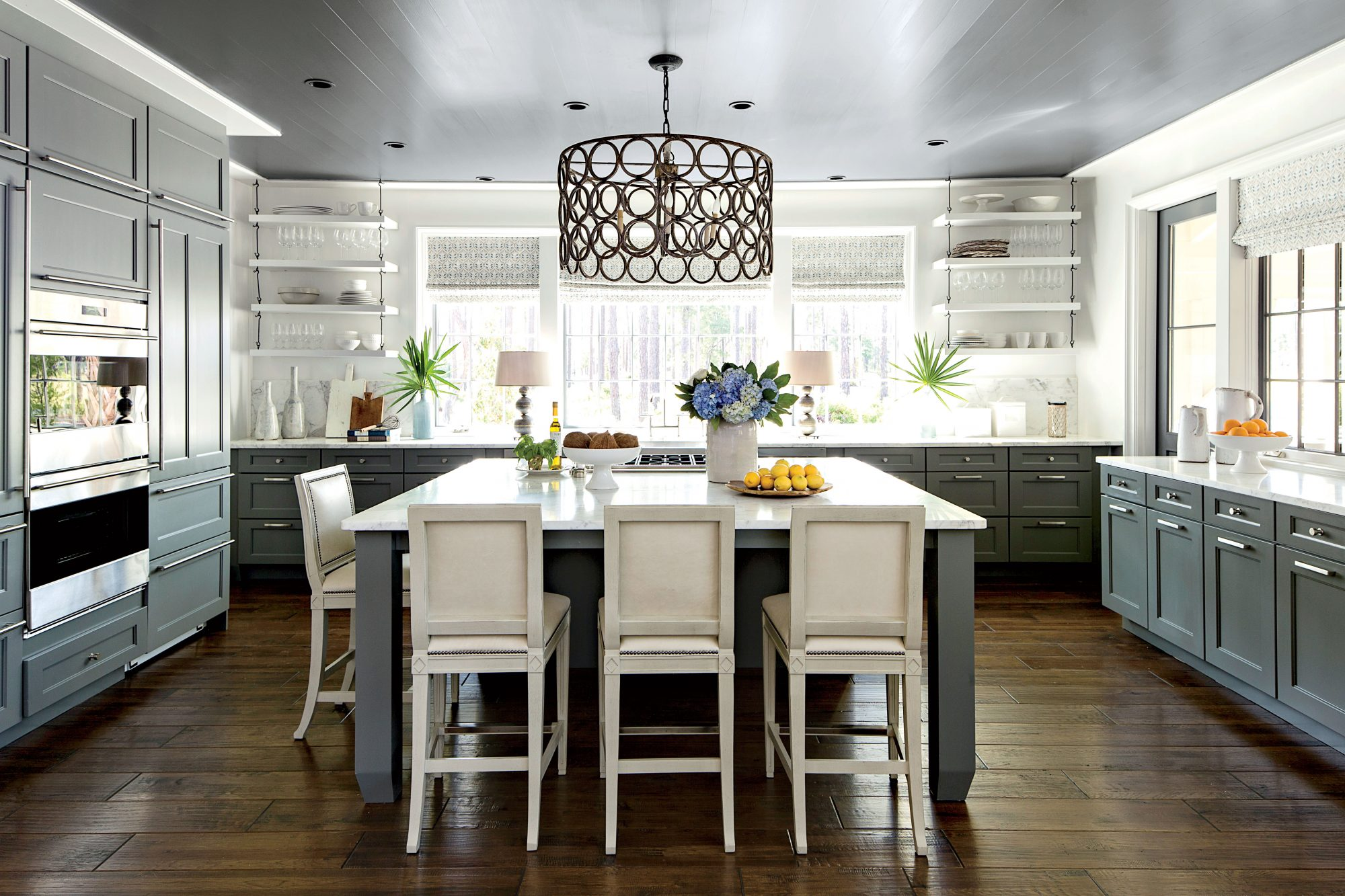 Kitchen: The Decorating