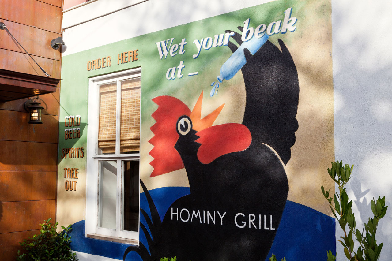 Hominy Grill Restaurant Charleston South Carolina