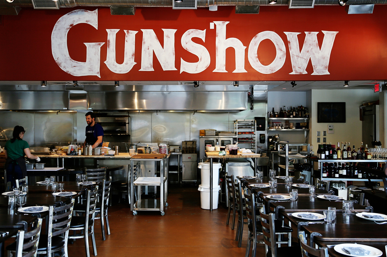 Gunshow Restaurant Atlanta Georgia