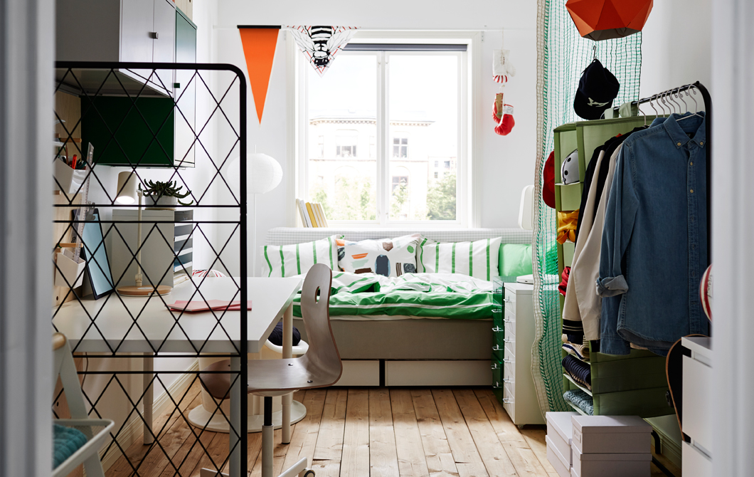 Dorm Room Design Ideas create the perfect small space with these ideas 20 chic and functional dorm room decorating Sporty Dorm Room