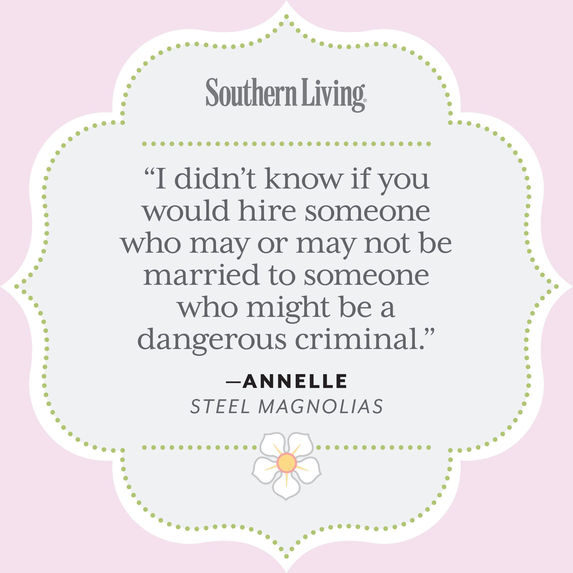 Annelle Quote