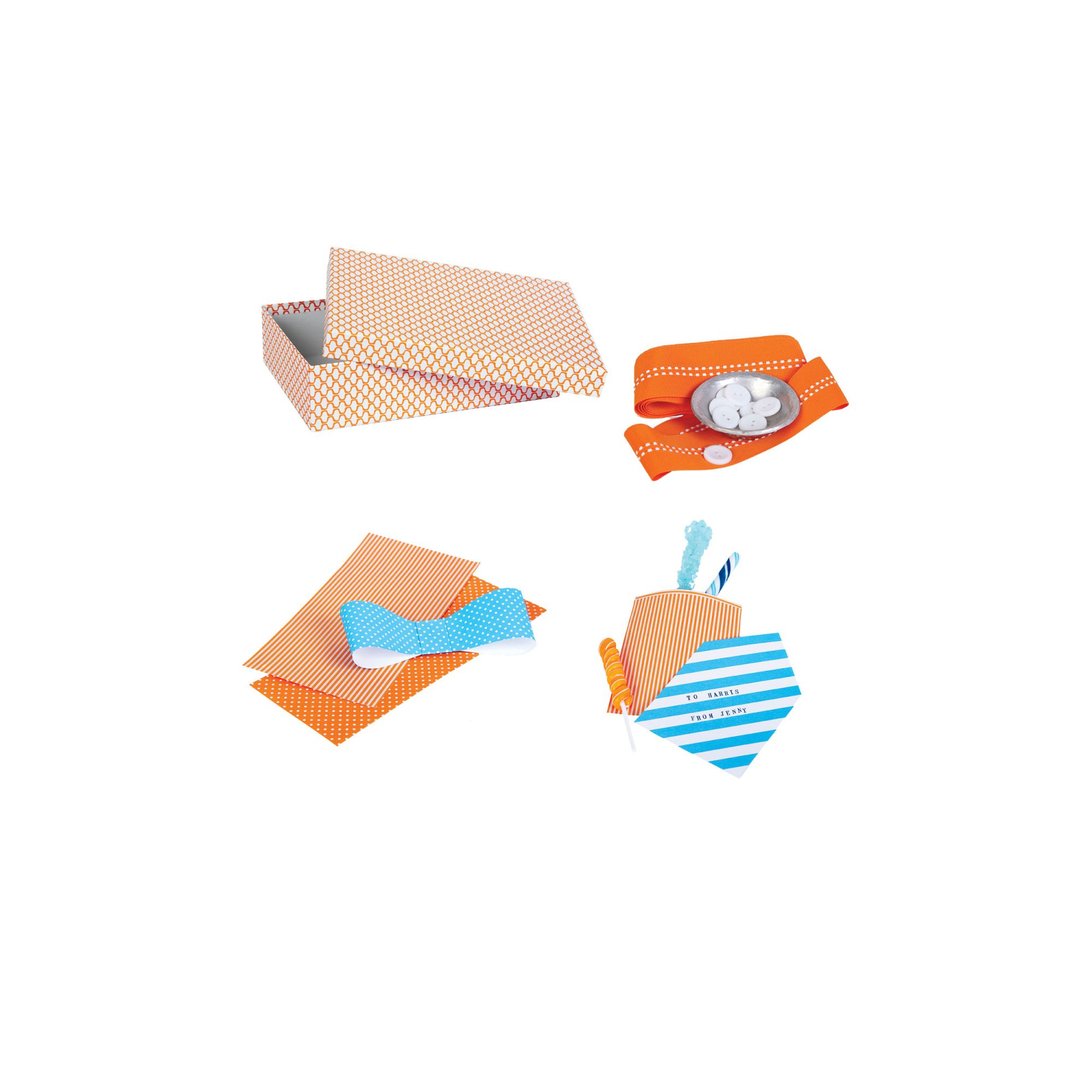 Shirt Wrapping Package