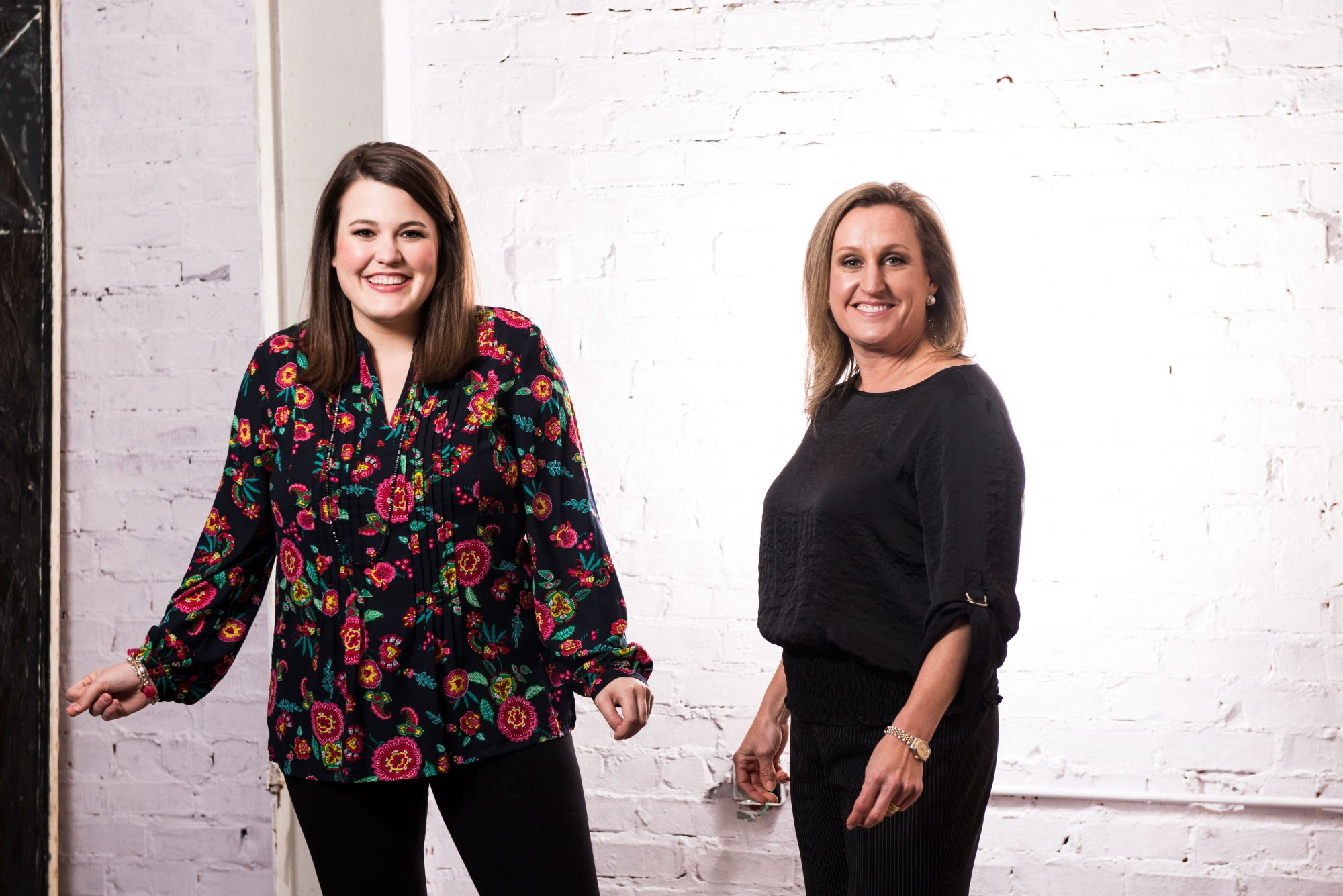 Molly McDowell and Mary Hull Palmer, Outside the Box Fine Arts