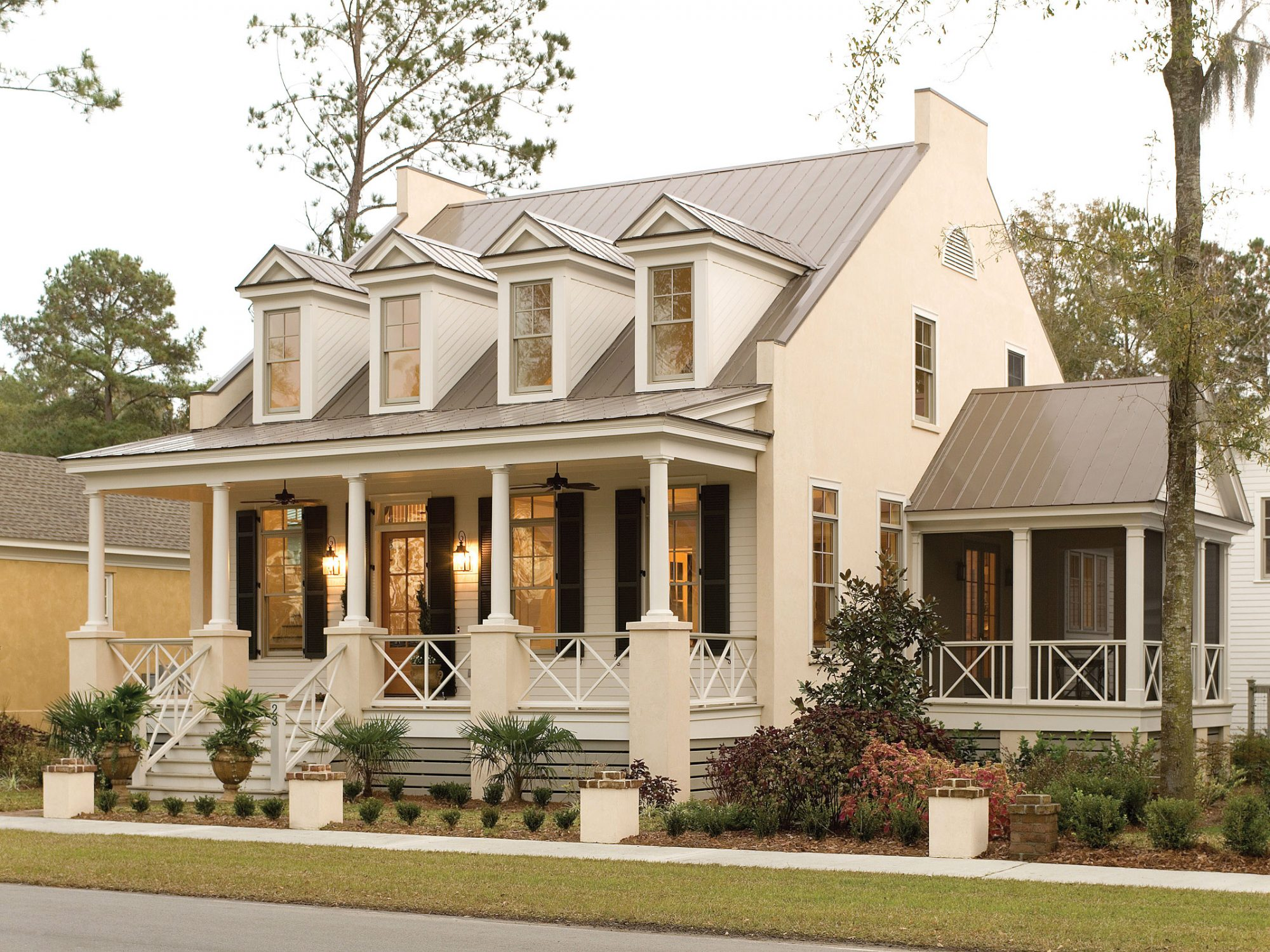 Top House Plans Southern Living   House Plans With Wrap Around Porches  Southern Living