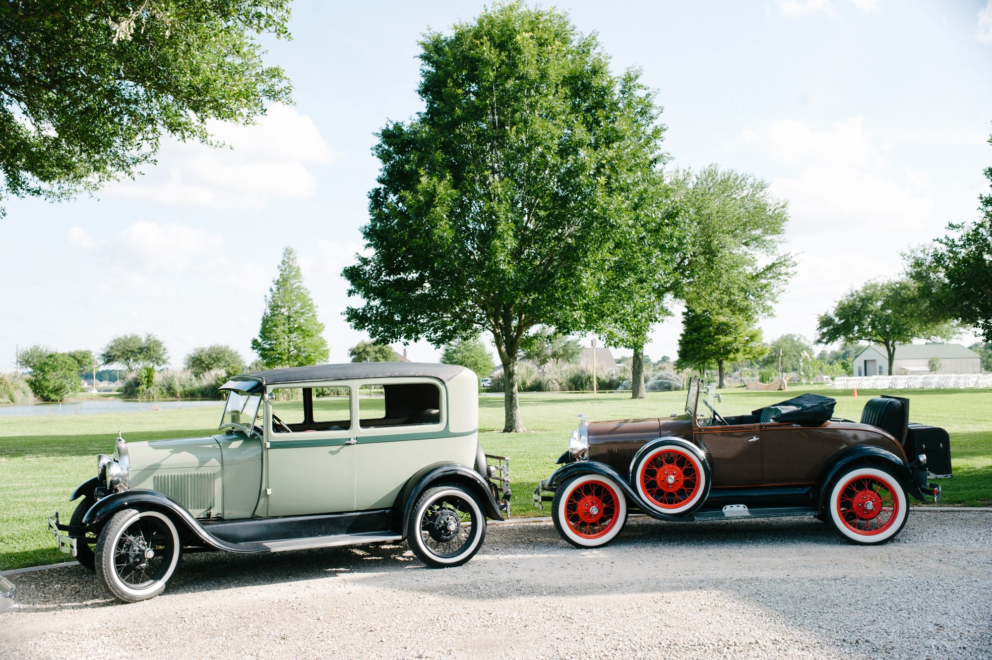 The Vintage Cars