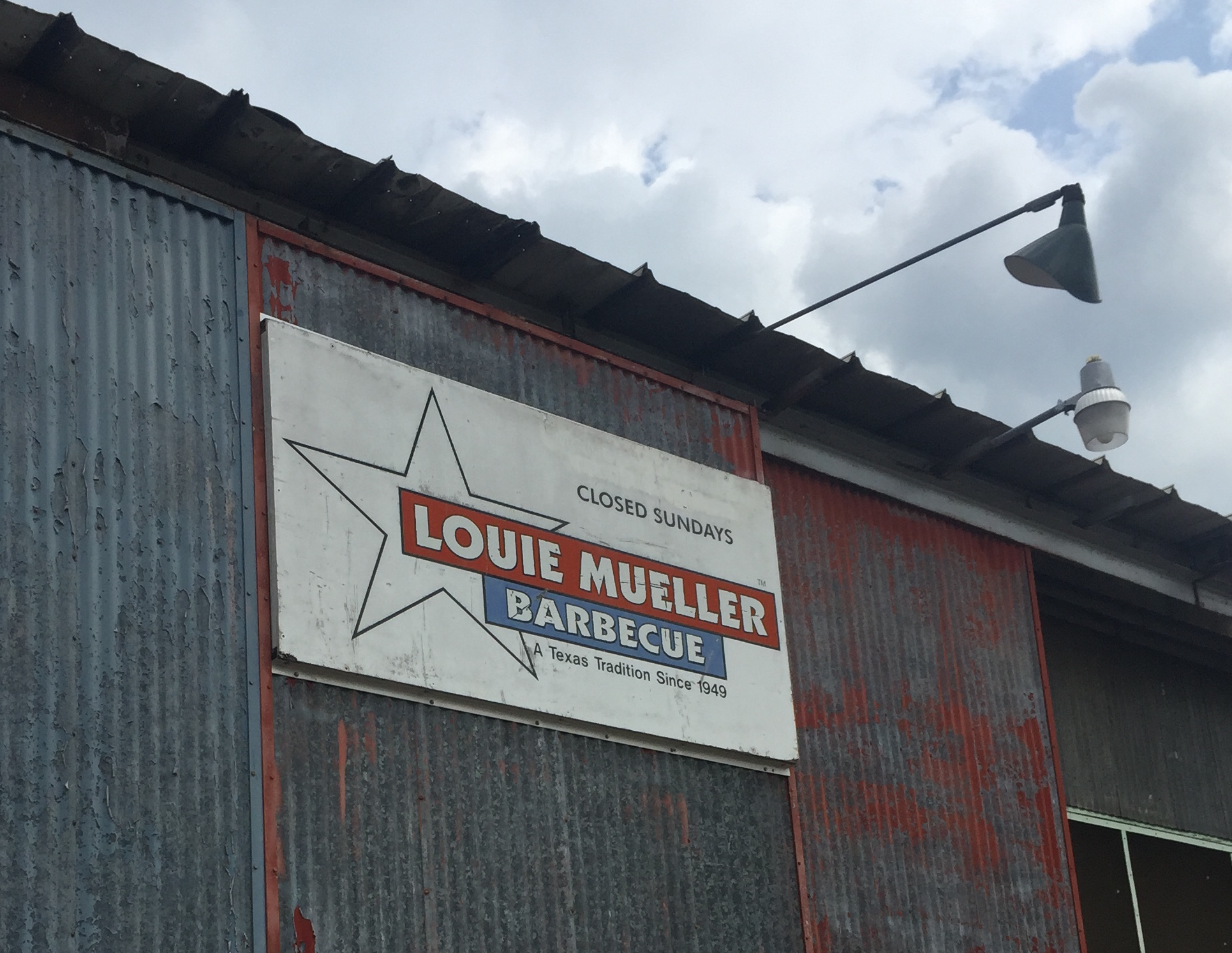 Louie Mueller Barbecue