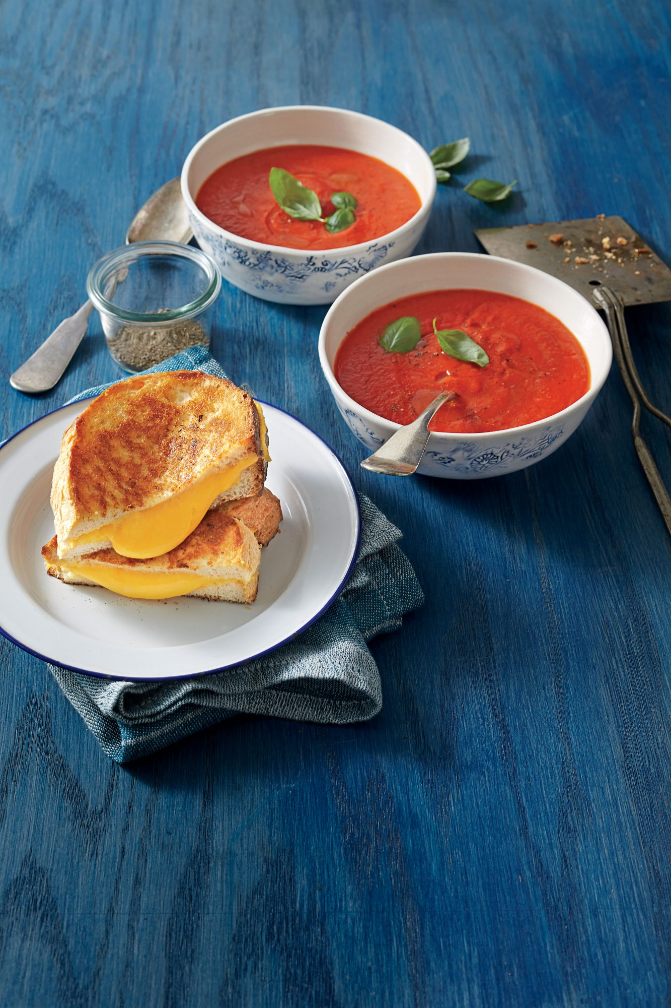 Tomato-and-Red-Pepper Soup