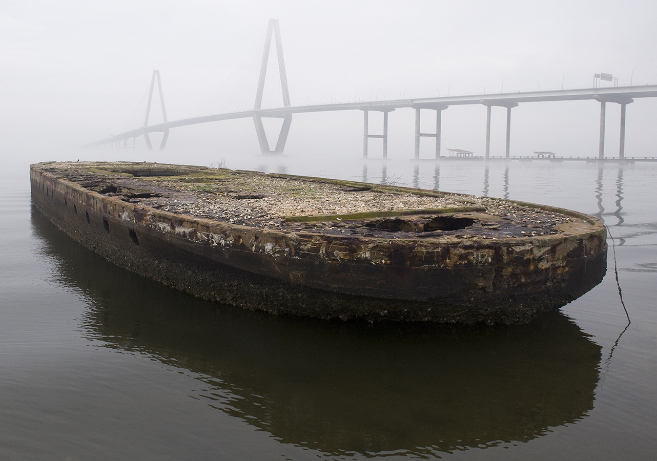 Hull of the Colonel J.E. Sawyer