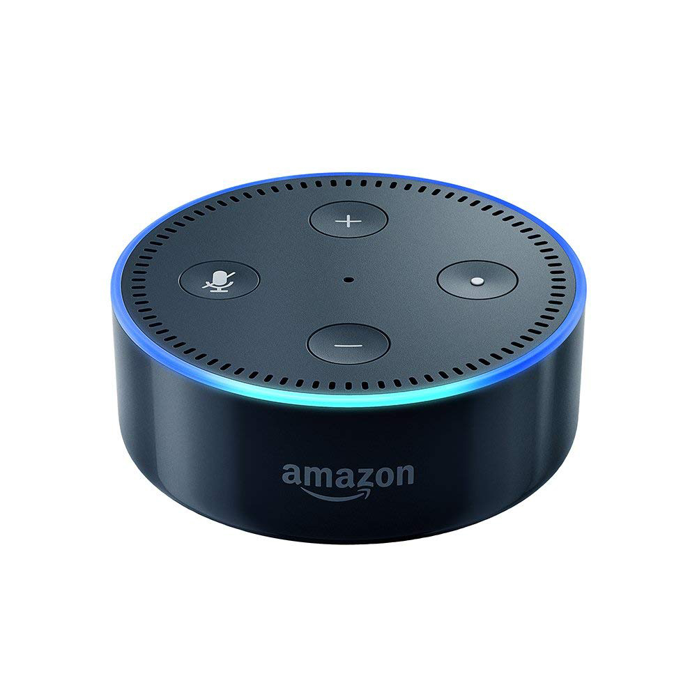 Echo Dot with Alexa