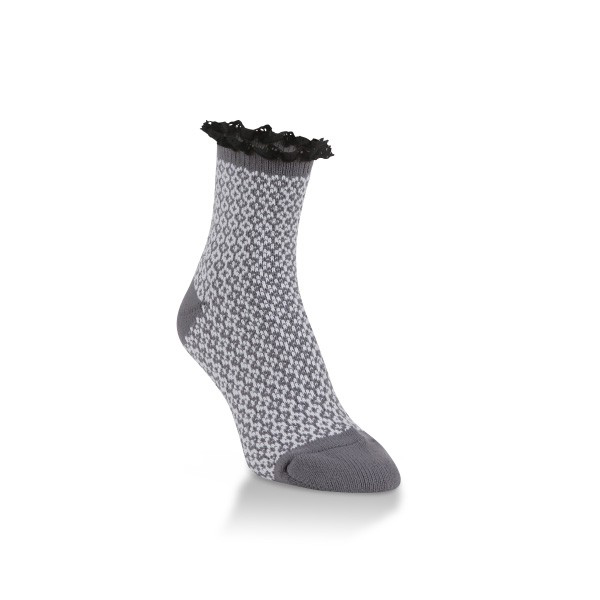 World's Softest Gallery Mini Crew Socks
