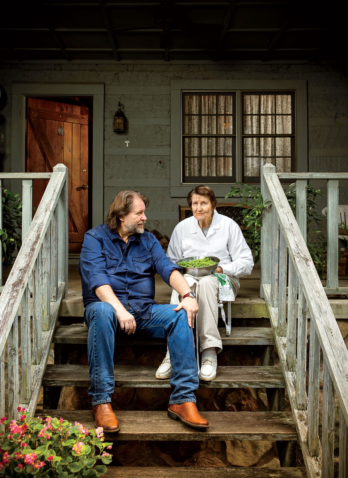 Rick Bragg and Margaret Bragg