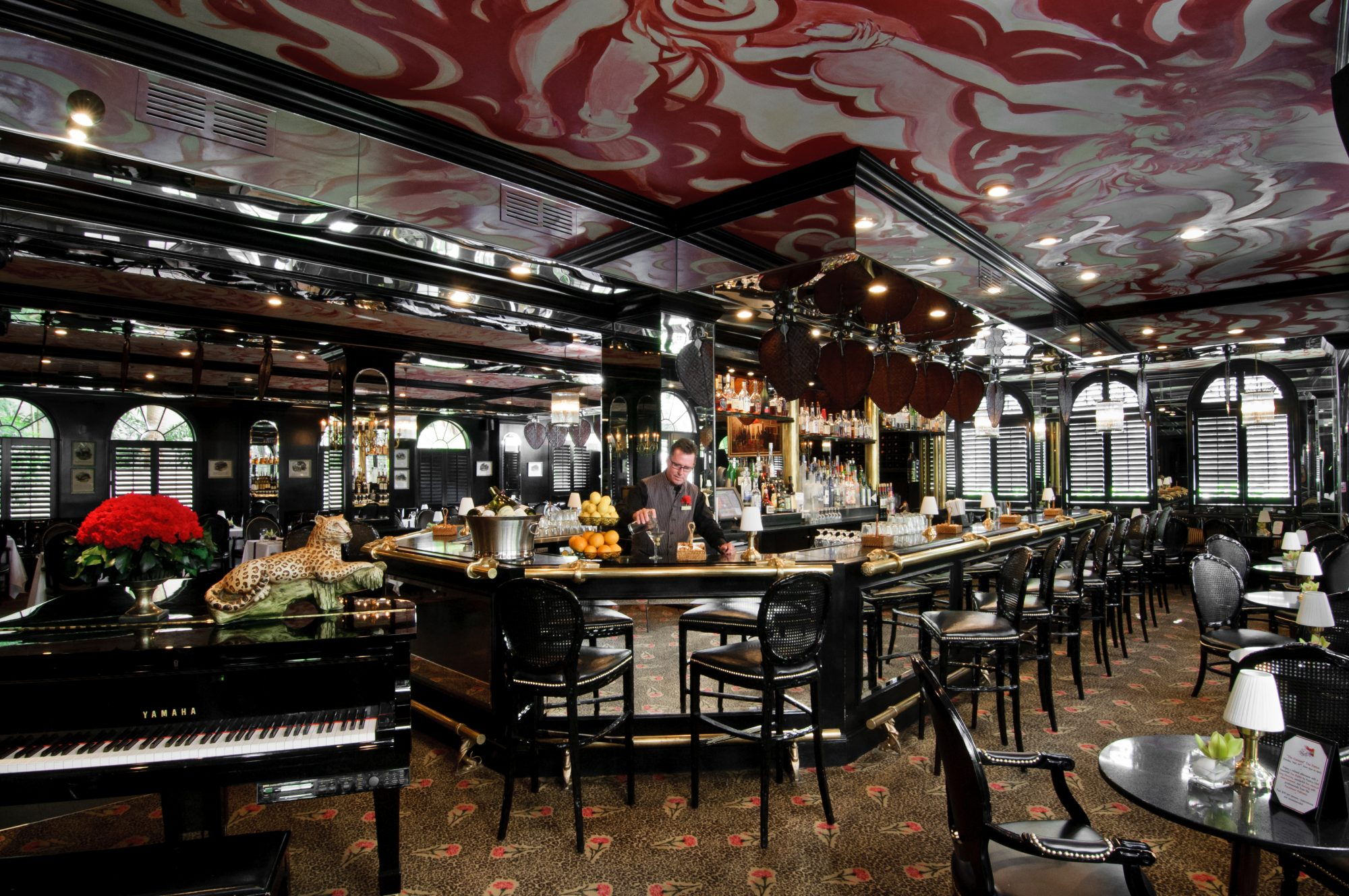 14. The Leopard Lounge